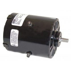 Fasco - D1162 - 1/100 HP, HVAC Motor, Shaded Pole, 1540 Nameplate RPM, 115 Voltage, Frame 3.3