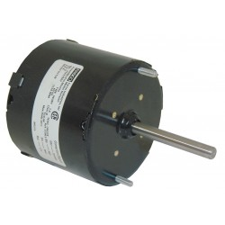 Fasco - D1139 - 1/50 HP, HVAC Motor, Shaded Pole, 1550 Nameplate RPM, 115 Voltage, Frame 3.3
