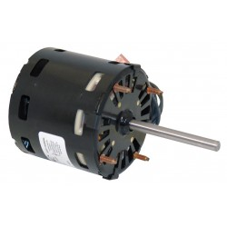 Fasco - D109 - 1/15 HP, HVAC Motor, Shaded Pole, 1600 Nameplate RPM, 120 Voltage, Frame 3.3