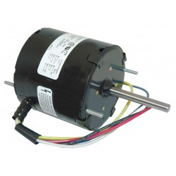 Fasco - D1164 - 1/25 HP, HVAC Motor, Shaded Pole, 1550 Nameplate RPM, 115/230 Voltage, Frame 3.3