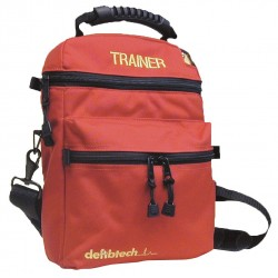Defibtech - DAC-101 - AED Trainer Soft Red Case; For Use With Mfr. No. DCF-350T-EN