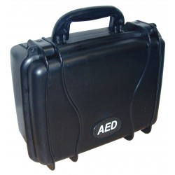 Defibtech - DAC-110 - AED Hard Black Carry Case; For Use With Mfr. No. DCF-A100-RX-EN, DCF-A110-RX-EN