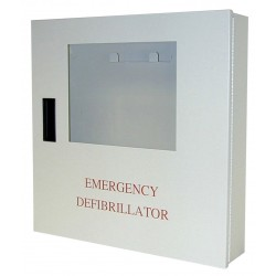 Defibtech - DAC-210 - AED Wall Cabinet; For Use With Mfr. No. DCF-A100-RX-EN, DCF-A110-RX-EN, DCF-A2310RX