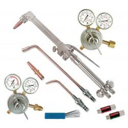 Miller Electric - SC949 - Cutting Torch, Cuts 24 In, 90 deg, 48 In L