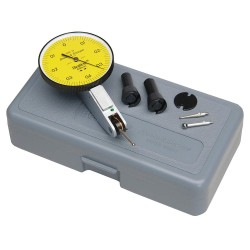 Brown & Sharpe Precision - 599-7031-14 - Dial Test Indicator, Vert, 0 to 0.8mm