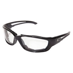 Wolf Peak - GSK-XL111VS - Kazbek XL Vapor Shield Anti-Fog, Scratch-Resistant Safety Glasses, Clear Lens Color