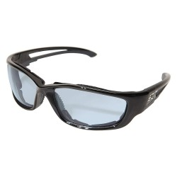 Wolf Peak - GSK-XL113VS - Kazbek XL Vapor Shield Anti-Fog, Scratch-Resistant Safety Glasses, Light Blue Lens Color