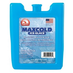 Igloo - 25197 - Reusable Ice Block, 5-1/4 x 3/4 x 4-1/4, Blue