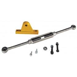 Bushings and Torque Arm Kits