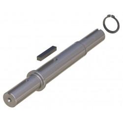 Hub City / Regal Beloit - 0259-00092 - Double Shaft Kit, Worm 2.38 In, For HERA45