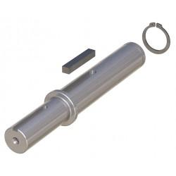Hub City / Regal Beloit - 0259-00136 - Shaft Kit, Worm 1.75 In, For HERA35
