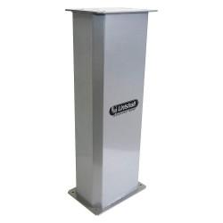 Garrick Herbert - BGSTAND - Bench Grinder Stand, Sheet Metal, 32x9in.
