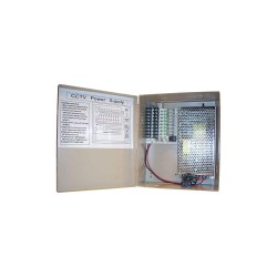 SecurityTronix - ST-PBX9DC12V10A - Security Tronix Proprietary Power Supply - 120 V AC Input Voltage - 12 V DC Output Voltage