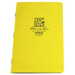 JL Darling - 351FX - All Weather Stapled Notebook, Field, PK3