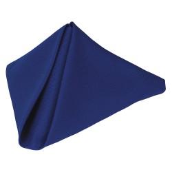 Phoenix Textile Industries - PN1818-RBL - 18 x 18 Square Polyester Napkin, Royal Blue; PK12