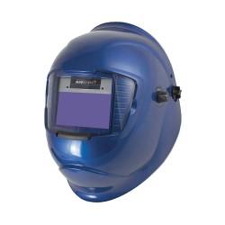 Sellstrom - S41340-612 - Galaxy Series, Auto-Darkening Welding Helmet, 9 to 13 Lens Shade, 4.25 x 2.00 Viewing AreaBlue