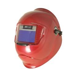 Sellstrom - S41370-612 - Galaxy Series, Auto-Darkening Welding Helmet, 9 to 13 Lens Shade, 4.25 x 2.00 Viewing AreaRed