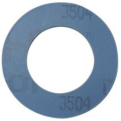 Garlock / EnPro Industries - 3504RG-0150-062-0150 - PTFE with Aluminosilicate Microspheres Flange Gasket, 3-3/8 Outside Dia., Blue
