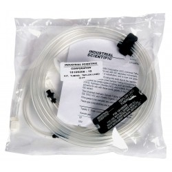 Industrial Scientific - 18109206-20 - Sampling Tubing Kit, 1/8 in. x 20 ft.