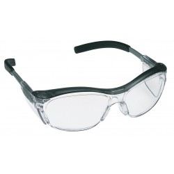 3M - 11411-00000-20 - Nuvo Anti-Fog Safety Glasses, Clear Lens Color