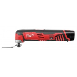 Milwaukee Electric Tool - 2426-21 - Milwaukee 2426-21 Milwaukee 2426-21 M12 Cordless Multi-Tool