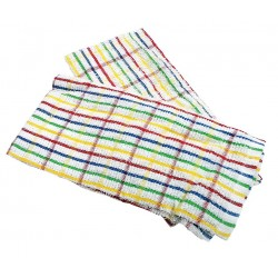 R&R Textile Mills - 31560 - Kitchen Towel, 15x25 In, Rainbow, PK12
