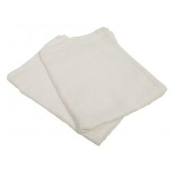 R&R Textile Mills - 51720 - Bar Mop, 17x20 In, White, PK12
