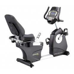 ProMaxima - 77120 - 57 x 30 x 51 Recumbent Bike with Poly V Belt w/Self Tensioner Drive System and 450 lb. Max. Weigh