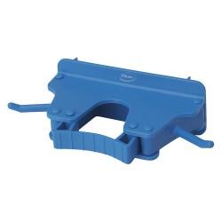 Vikan - 10173 - Tool Wall Bracket, Poly, Blue, 8-1/2 in
