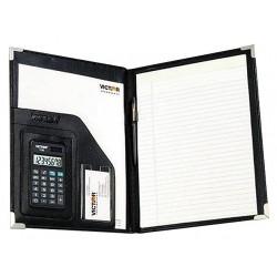 Victor - 1135 - Portfolio Pad With Calculator
