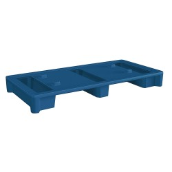 Cortech Correctional Tech - 7606SB - 85 x 41 x 10-1/4 10-1/4 Bed Riser with 1500 lb. Weight Capacity, Slate Blue