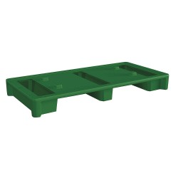 Cortech Correctional Tech - 7606GN - 85 x 41 x 10-1/4 10-1/4 Bed Riser with 1500 lb. Weight Capacity, Green