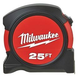 Milwaukee Electric Tool - 48-22-5525 - Milwaukee 48-22-5525 Tape Measure, 25'