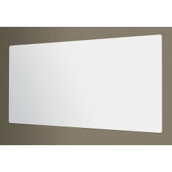 Best-Rite / MooreCo - 208JA - Gloss-Finish Porcelain Dry Erase Board, Wall Mounted, 18H x 24W, White