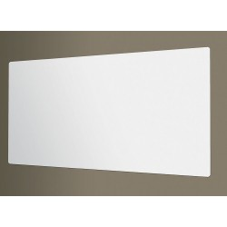 Best-Rite / MooreCo - 208JB - Gloss-Finish Porcelain Dry Erase Board, Wall Mounted, 24H x 36W, White