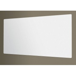 Best-Rite / MooreCo - 208JC - Gloss-Finish Porcelain Dry Erase Board, Wall Mounted, 36H x 48W, White