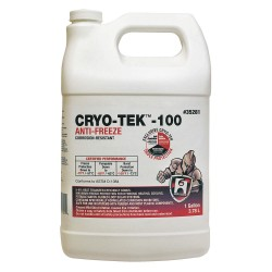 Hercules Chemical - 35281 - Antifreeze Coolant, 1 gal., Variable