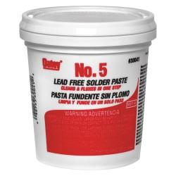 Oatey - 30041 - Paste Flux, Solder, Jar, 16 oz.