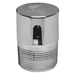 Oatey - 39000 - ABS Chrome Plated In-Line Vent