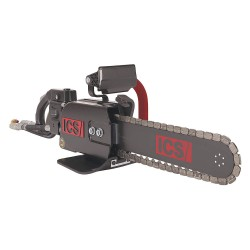 ICS / Blount - 890F4-15 POWERGRIT - Utility Hydraulic Cutting Chainsaw; 15 Cutting Capacity