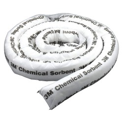 3M - P-212 - CHEM SORBENT BOOM 3INX 12 4/CA. (Case of 4)