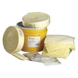 3M - C-SKFL31 - Chemical / Hazmat Spill Kit, 20 gal. Drum