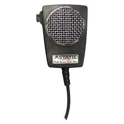 Astatic - 302-10005 - CB Power Mic, Ceramic Power Mic, 4 Pin