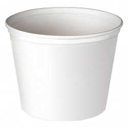 Solo Cup - 10T1-N0198 - Paper Carry-Out Food Container, White; PK100