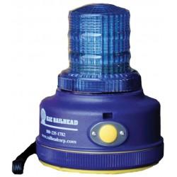 K&E Railhead - M100B-LED - Magnetic Safety/Warning Light
