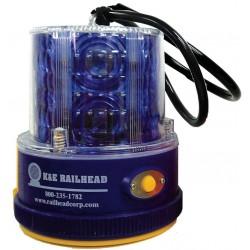 K&E Railhead - M18 SOLAR B - Rechargeable Safety Light