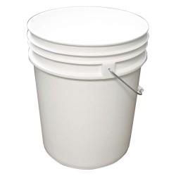 Impact - 5515P-91 - Bucket, 5 gal., Plastic