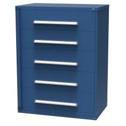 Vidmar - XWRP3597A - Weapon Storage Cabinet, 59x45, Blue