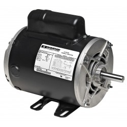 Marathon Electric / Regal Beloit - 56B34D2029 - 1 HP Air Compressor Motor, Capacitor-Start/Run, 3450 Nameplate RPM, 115/208-230 Voltage, Frame 56
