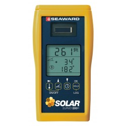 Seaward Electronic - SS200R - 100-1200 W/m Solar Irradiance Meter